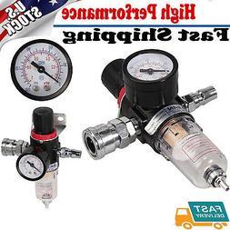 "1/4"" Air Compressor Moisture Filter Trap Oil Water Filter Tr"