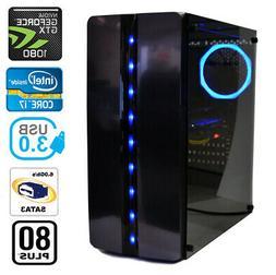 10-Core Gaming PC Desktop Computer 3.8Ghz, 16GB RAM, 1TB HDD