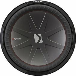 Kicker 43CWR124 12 Inch 1000 Watt 4 Ohm DVC COMPR Car Audio