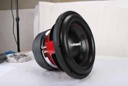 "US Acoustics 12"" Competition sub-woofer, 1500 Watts RMS, Dua"