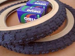 16x2.125 COMP III 3 BLACK GUMWALL Kids Bicycle Tires & Tubes