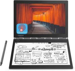 "2019 Lenovo Yoga Book C930 2-in-1 10.8"" QHD Touchscreen Tabl"