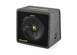 """Kicker 40VCWS124 12"""" 600W 4 Ohm Vented Loaded Subwoofer Encl"""