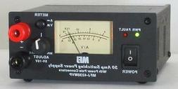 MFJ-4230MVP COMPACT SWITCH PS, MTR/PP/4-16V ADJ. 110