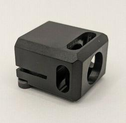 .45 Conceal Carry Comp .578-28 Anodize BLK for Glock 17/30 w