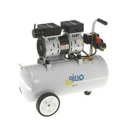 Quipall 6-1-SIL Oil Free Silent Compressor, 1.0 HP, 6.3 Gall