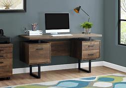 """Monarch Specialties 60"""" Home & Office Contemporary Computer"""