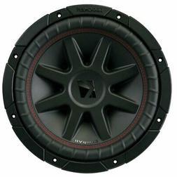 Kicker 700 Watt 10 Inch CompVR 2 Ohm Subwoofer Car Bass Powe