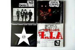 80s PUNK CD JOB LOT the enemy anti pasti & anarcho  comps NE