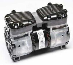 GAST 87R642-101R-N470X Rocking Piston Air Comp,1/2 HP,50/125