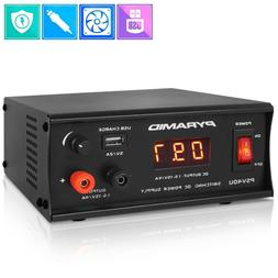AC to DC UNIVERSAL DIGITAL COMPACT BENCH POWER SUPPLY CONVER