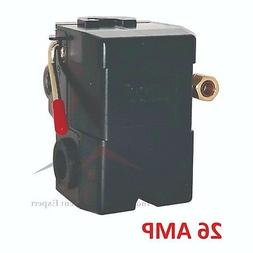 Lefoo Air Compressor Pressure Switch Control Valve 95-125 PS