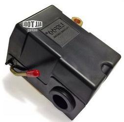 Air compressor pressure switch for porter cable dewalt craft