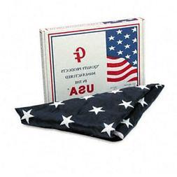 All-Weather Outdoor U.S. Flag 100 Percent Heavyweight Nylon