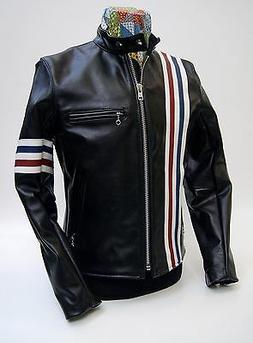 Vanson America Jacket, Easy Rider Jacket, Comp. Weight Leath
