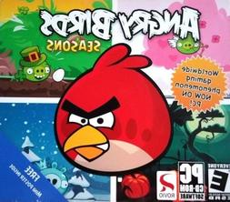 Angry Birds Seasons PC Games Windows 10 8 7 XP Computer angr
