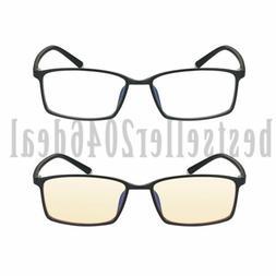 Anti Blue Light Eye Glasses Goggles Computer Anti Fatigue UV