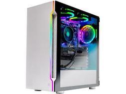 Skytech Archangel Gaming Computer PC Desktop - Ryzen 5 3600