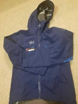 arcteryx procline comp jacket triton men *new with tags* sma