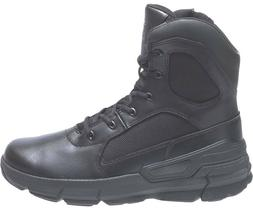 """Bates Tactical Boots 8"""" Side Zipper Security Police Army Com"""