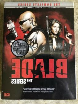 Blade - The Complete Series Brand New Sealed