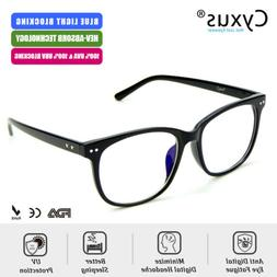 Cyxus Blue Light Blocking Filter Computer Gaming Glasses for