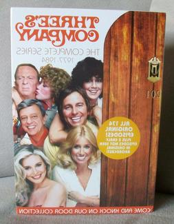 BRAND NEW SEALED THREE'S COMPANY THE COMPLETE SERIES SUZANNE