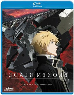 Broken Blade Complete Series - Anime - Blu-Ray