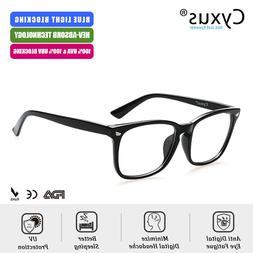 Cyxus Blue Light Blocking Computer Glasses for Anti Eyestrai