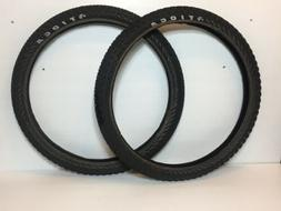 Tioga Comp 3 III tire set tyres old school bmx 20x1.75 vinta