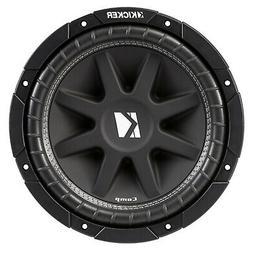 Kicker Comp C154  600W Peak  15 Comp Series Dual 4-Ohm Subwo