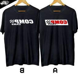 COMP Cams Racing Performance Camshafts T-shirt Cotton 100% S