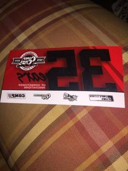 Comp Cams Sticker 35 Years Decal RARE