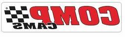 Comp Cams Sticker R178 Racing Race Car
