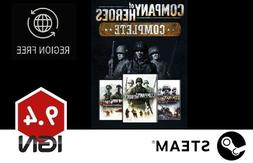 Company of Heroes Complete Edition  Steam Download Key - FAS