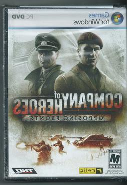 Company of Heroes: Opposing Fronts  New.