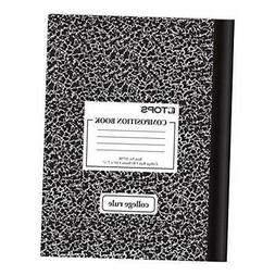 """TOPS Composition Book, 10"""" x 7-7/8"""", College Rule,80 Sheets"""