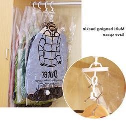 Compression Bag Storage Bag Transparent Thick Town Jacket Pu