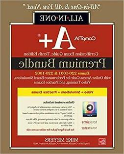 CompTIA A+ Certification Premium.. by Mike Meyers HARDCOVER