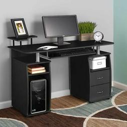 Computer Desk PC Laptop Table WorkStation Home Office Furnit