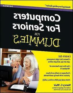 Computers For Seniors For Dummies by Muir, Nancy C. in Used
