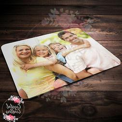 Personalised Custom Computer Mouse Mat Pad - Upload Your Own