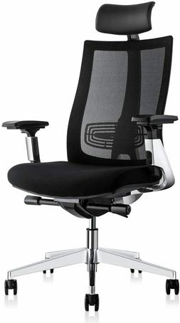 Ergonomic Adjustable Mesh Office Chair, Computer Desk Chair