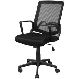 Ergonomic Executive Mesh Chair Swivel Mid-Back Office Chair
