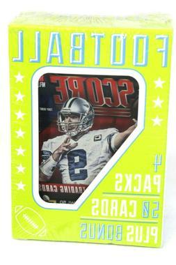 Fairfield Company Football Card Box New Sealed  Packs +  Car