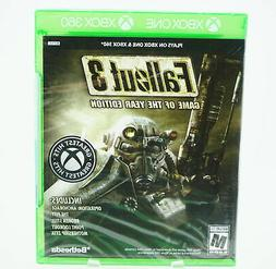 Fallout 3 Game of the Year Edition 360/Xbox One Backwards Co