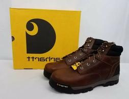 """Carhartt Force Composite Toe 6"""" Work Boots CME6354 size 10 W"""