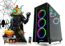 Gaming PC RGB Desktop Computer Intel i5 ,8GB,1T,Win10,WIFI,G