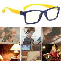 Glasses Cut Blue Light Blocking Filter Computer Eyewear Anti