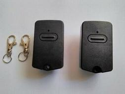 GTO Gate Opener, Comp Mighty Mule Entry Visor Transmitter Re